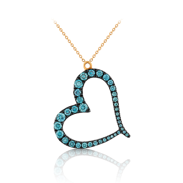 Diamond Necklace Lpdpr5797 Bijuteria Stil