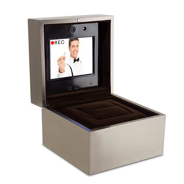 Video Jewelry Box Cutievideo Bijuteria Stil