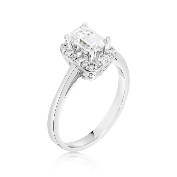 Engagement Ring Oinoy02942 Bijuteria Stil