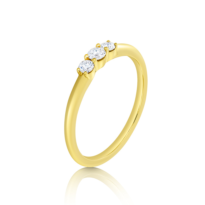 Diamond Ring Oindaa04292 Bijuteria Stil