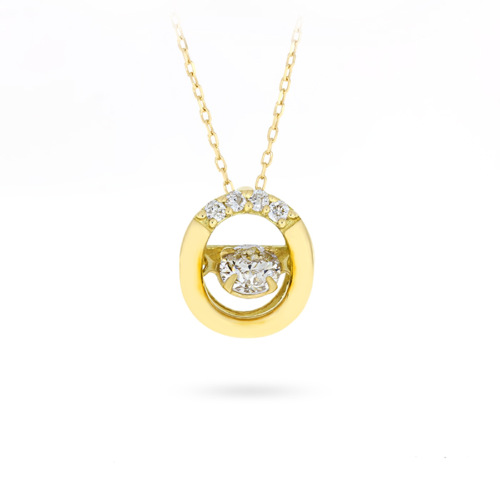 Dancing Diamonds Necklace Lpdun0028 Bijuteria Stil