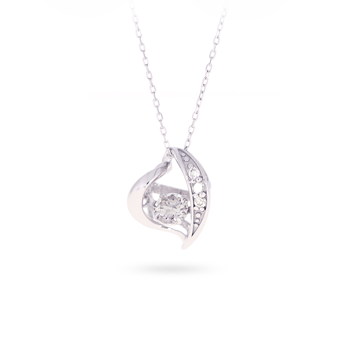 Dancing Diamonds Necklace Lpdun0030 Bijuteria Stil