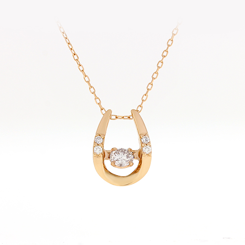 Dancing Diamonds Necklace Lpdun0046 Bijuteria Stil
