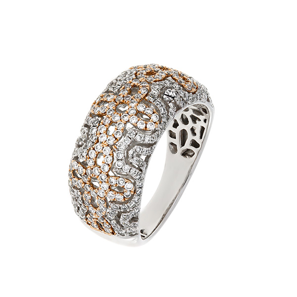 Diamonds Ring Indpr5835 Bijuteria Stil