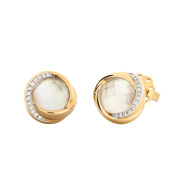 Diamond Earrings Cedko0005 K Di Kuore