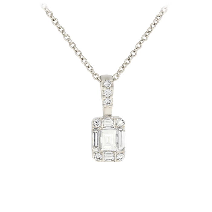 Diamonds Necklace Lpdhb2110 Hulchi Belluni
