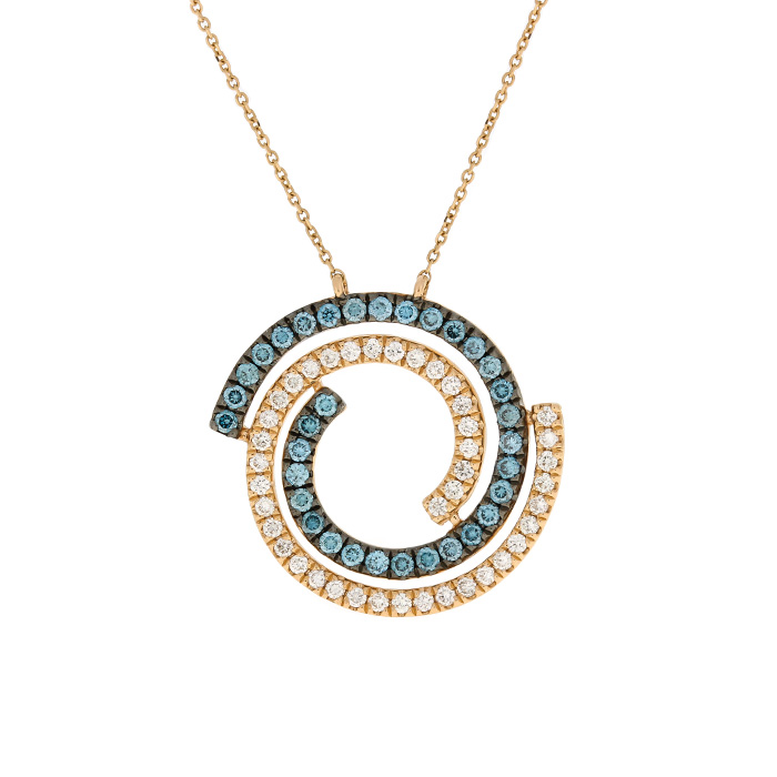 Diamond Necklace Lpdpr5788 Bijuteria Stil