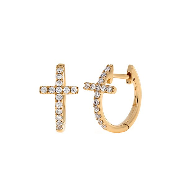Diamonds Earrings Cedaa0050 Bijuteria Stil