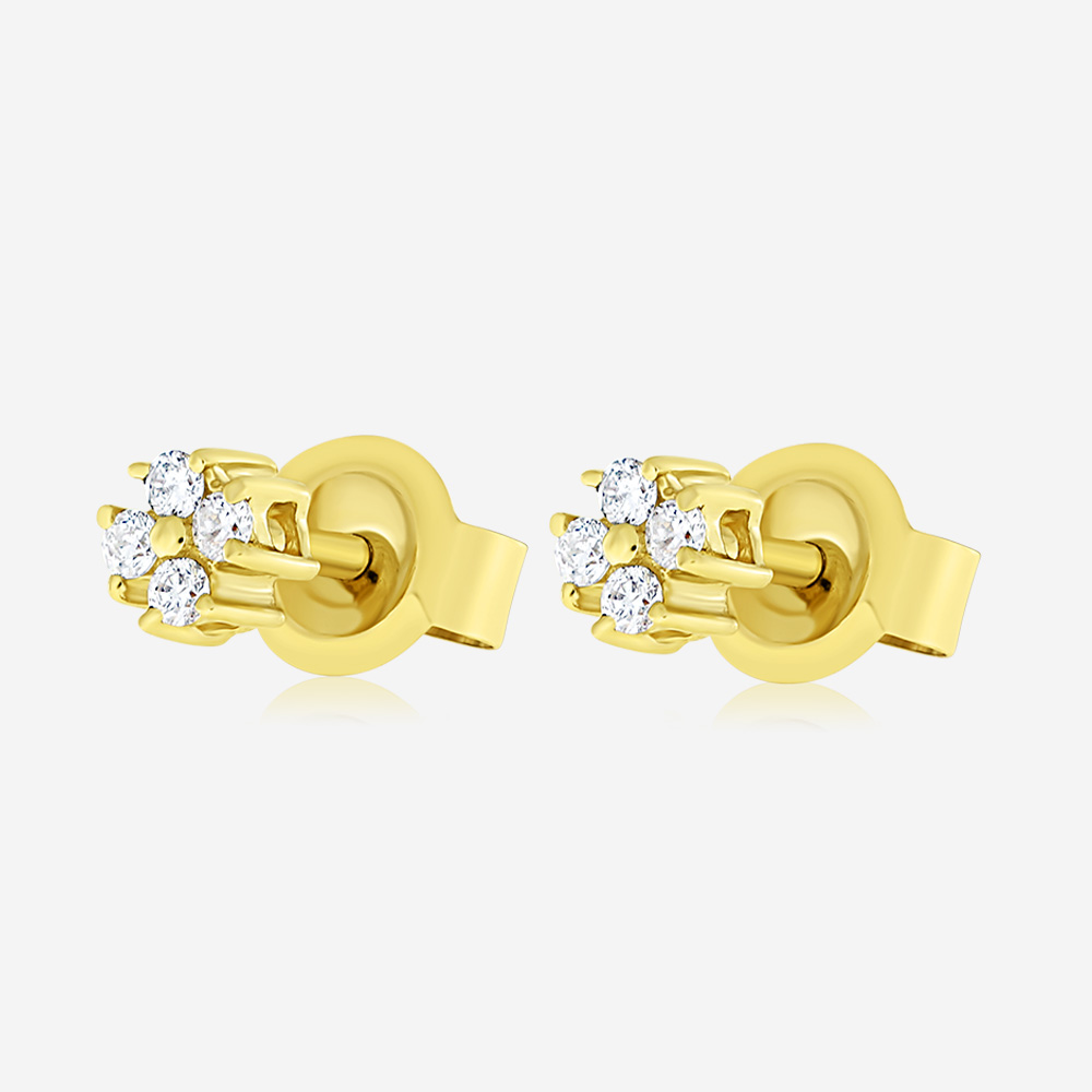 Diamonds Earrings Cedkwa192 Bijuteria Stil