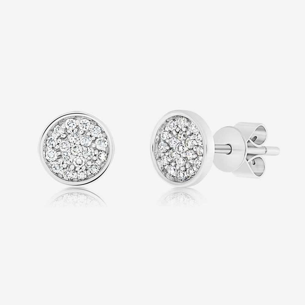 Diamonds Earrings Cedkwa196 Bijuteria Stil