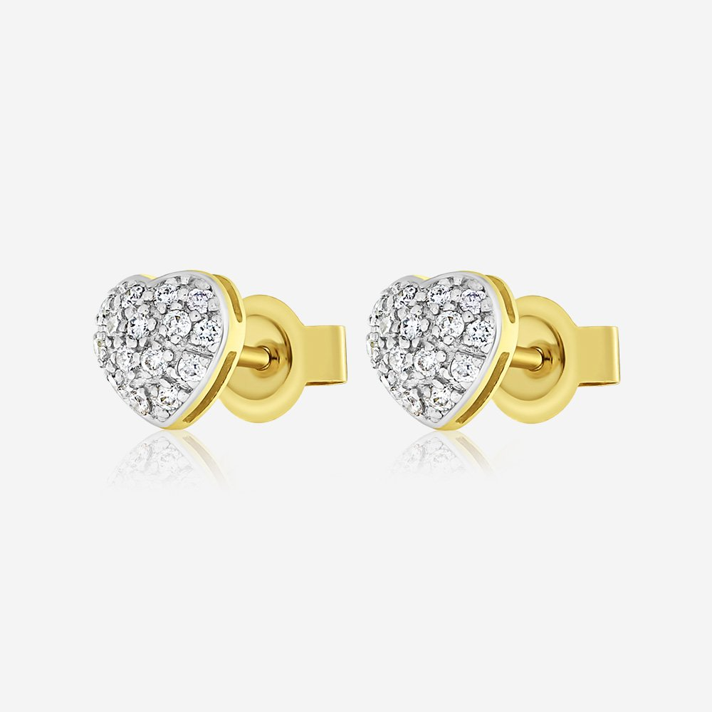 Diamonds Earrings Cedkwa198 Bijuteria Stil