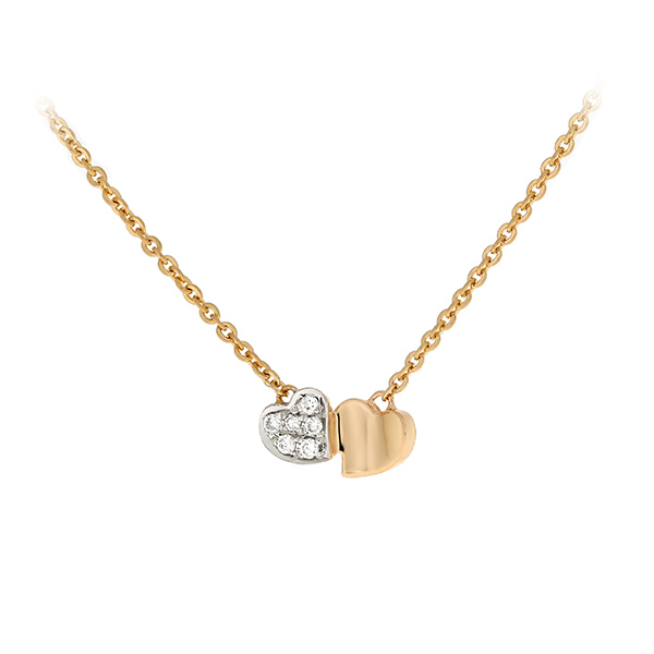 Diamonds Necklace Lpdaa0057 Bijuteria Stil