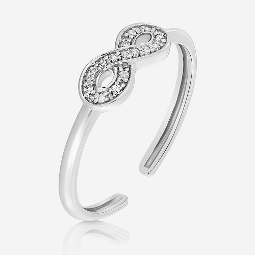 Diamond Ring Indkwa604 Bijuteria Stil