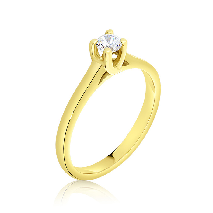 Engagement Ring In55 Bijuteria Stil