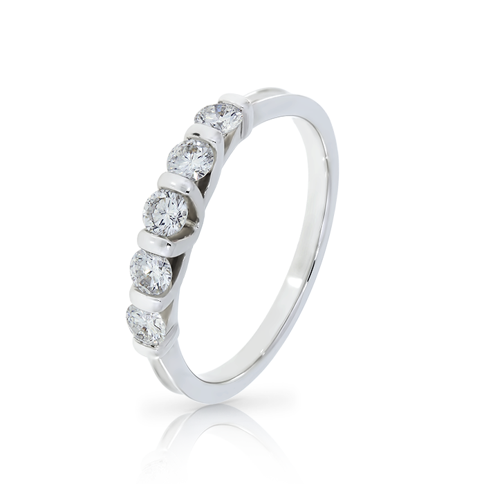 Diamond Ring Indg9147 Bijuteria Stil