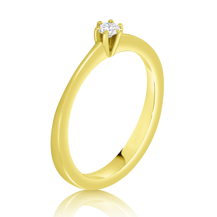 Diamond Engagement Ring Inv021d Bijuteria Stil