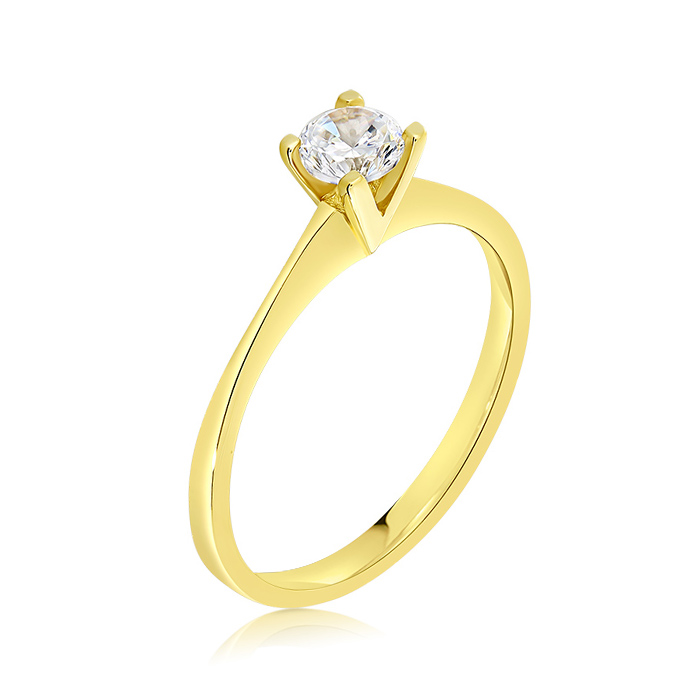Engagement Ring Inv056z Bijuteria Stil