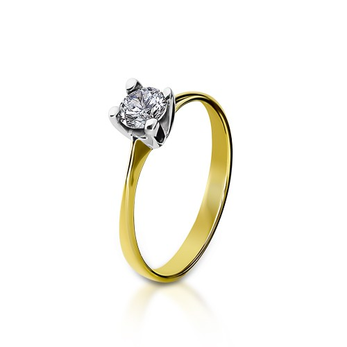 Engagement Ring In02 Bijuteria Stil