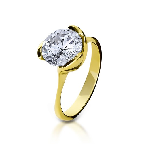 Engagement Ring In07 Bijuteria Stil