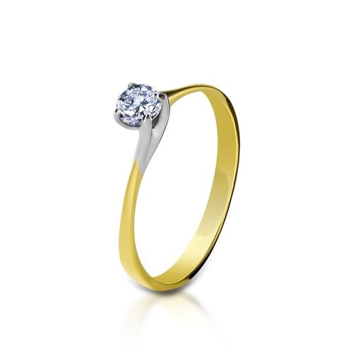 Engagement Ring In14 Bijuteria Stil