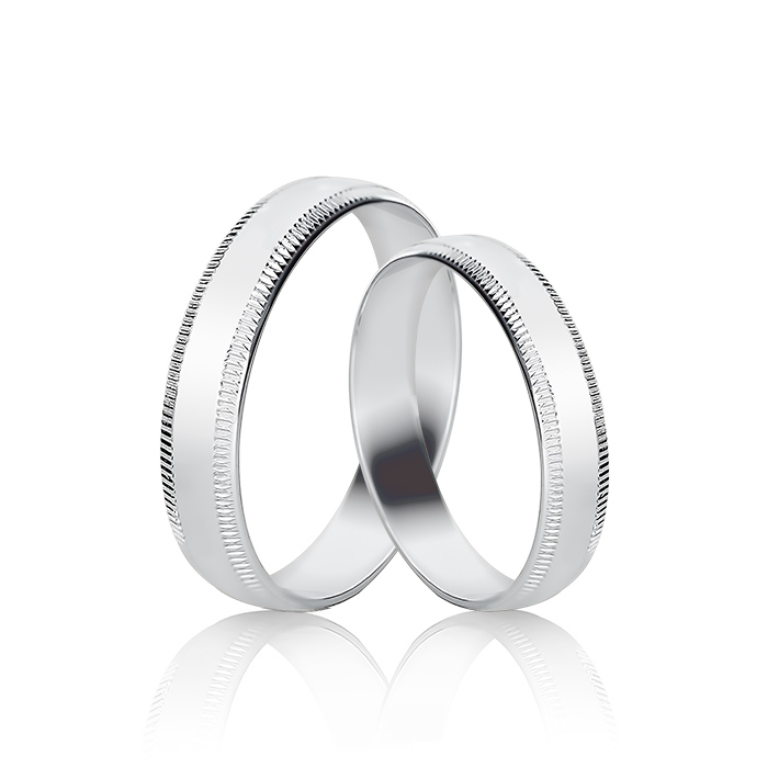 Wedding Ring Gold Atractivo 504