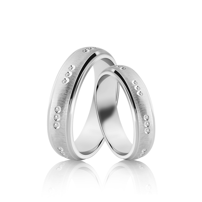 Wedding Ring Gold Atractivo 505