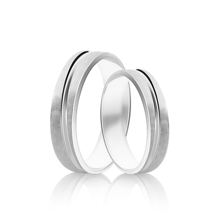 Wedding Ring Gold Atractivo 506
