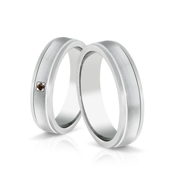 Wedding Ring Gold Elegante 612