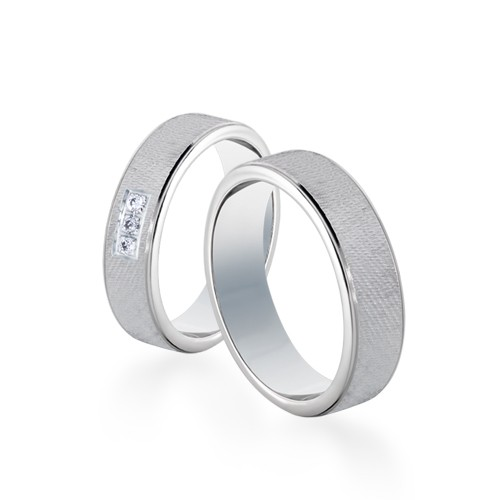 Wedding Ring Gold Elegante 602