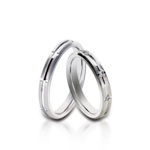 Wedding Ring Gold Euforia 117