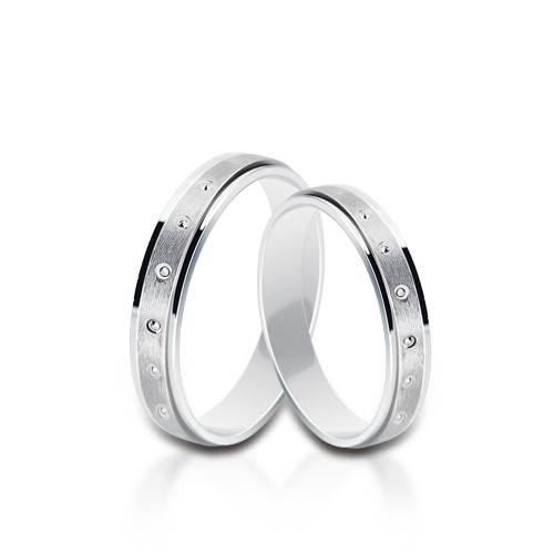Wedding Ring Gold Onesta 401