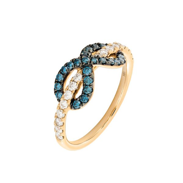 Diamonds Ring Indpr5943 Bijuteria Stil