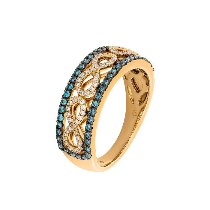 Diamonds Ring Indpr5950 Bijuteria Stil